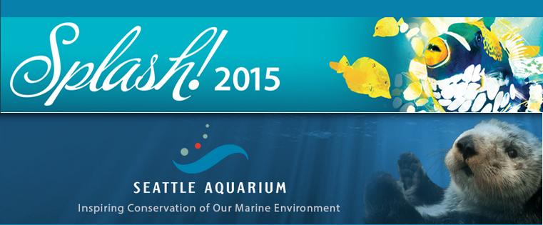 Seattle Aquarium SPLASH! Gala